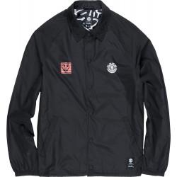 ELEMENT, Kh coach jacket, Flint black
