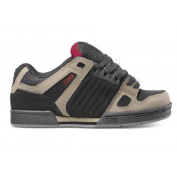 DVS, Celsius, Brindle black nubuck