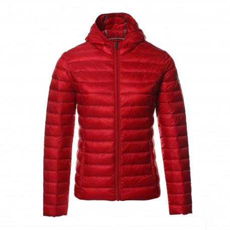 Cloe manche longue capuche - Red
