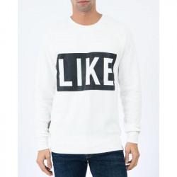 FRENCH KICK, Like b, White