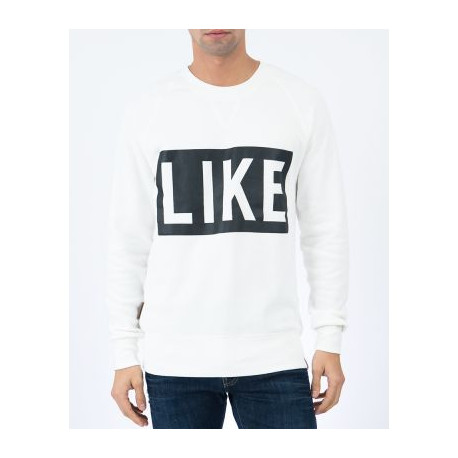 Like b - White
