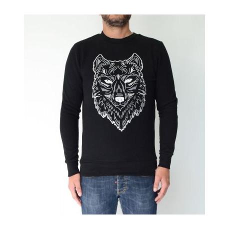 Loup noir - Black
