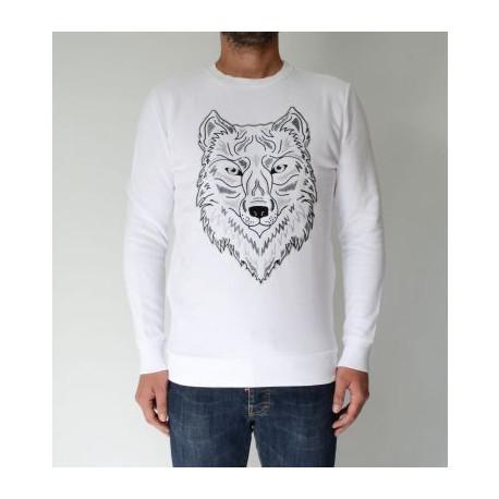 Loup noir - White