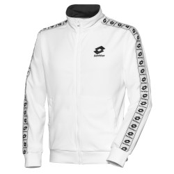 LOTTO, Athletica sweat fz pl, Wht