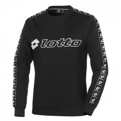 LOTTO, Athletica sweat rn, Blk