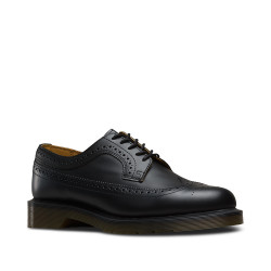 DR. MARTENS, 3989, Black smooth