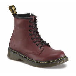 DR. MARTENS, Delaney, Cherry red softy t