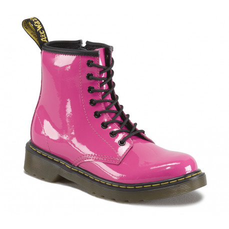 Delaney - Hot pink patent lamper