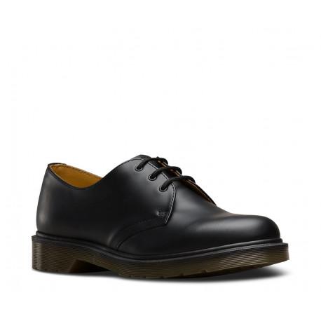 1461 pw - Black smooth