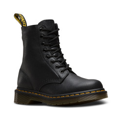 DR. MARTENS, 1460 pascal, Black virginia