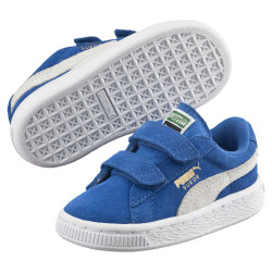 PUMA, Ps suede 2 straps, Sblue