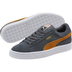 PUMA, Jr suede classic, Iron gate