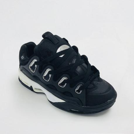 Mens d3 2001 - Black/white/silver