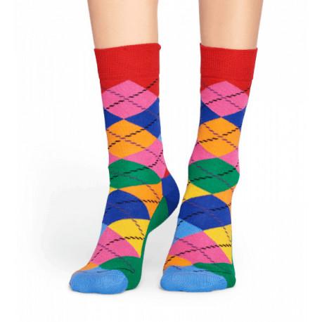 Argyle sock - 4001