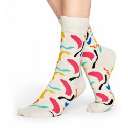 HAPPY SOCKS, Brush stroke socks, 1000