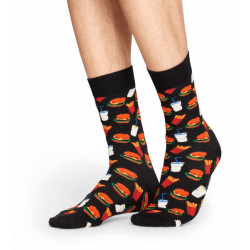 HAPPY SOCKS, Burger sock, 9000