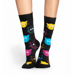 HAPPY SOCKS, Cat sock, 9001