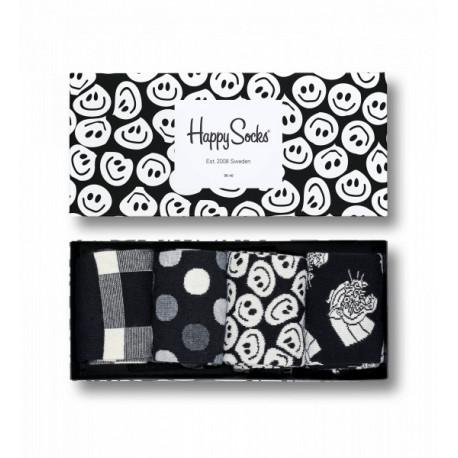 Black and white gift box - 9003