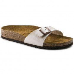 BIRKENSTOCK, Madrid bf, Graceful pearl white