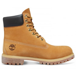 TIMBERLAND, 6in prem wp bt, Yellow