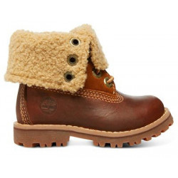 TIMBERLAND, Auth 6in shrl bt, Bro brown