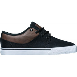 GLOBE, Mahalo, Black twill/brown