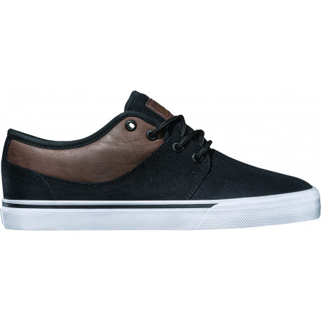 Mahalo - Black twill/brown