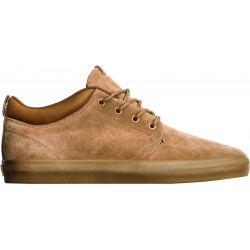 GLOBE, Gs chukka, Tobacco brown