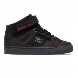 DC SHOES, Spartan high se ev b, Black/red/grey