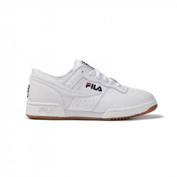 FILA, Original fitness, White / fila navy / fila red