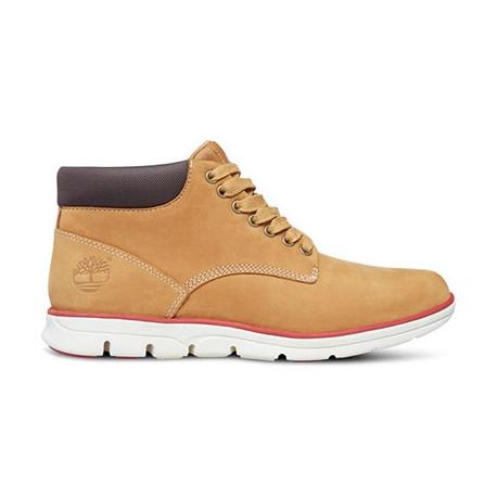 Chukka leather - Wheat