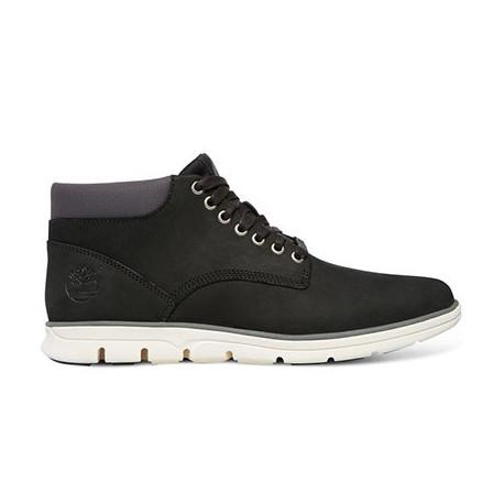 Chukka leather - Black
