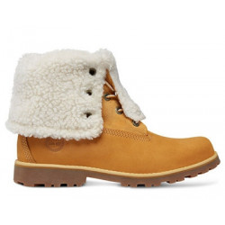 TIMBERLAND, 6 in wp shearling bo, Wheat