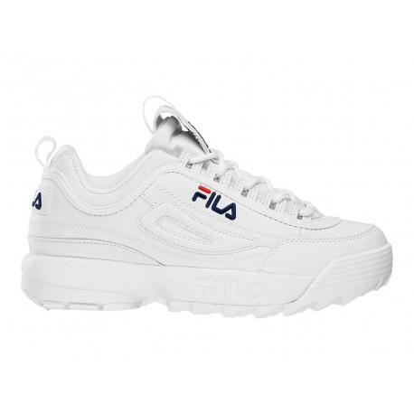 Disruptor low - White