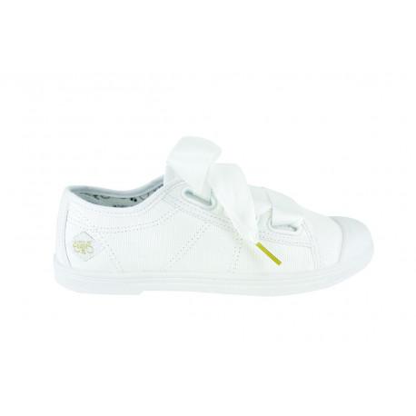 Basic 02 lace - White