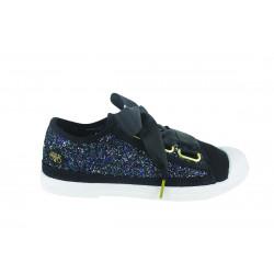 LE TEMPS DES CERISES, Basic 02 lace, Glitter black