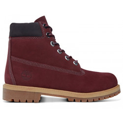 TIMBERLAND, 6in prem wp, Dark port