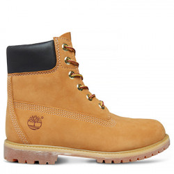 TIMBERLAND, Af 6in prem, Wheat nb yellow