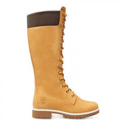 TIMBERLAND, Woms prem 14in, Wheat wheat