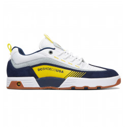 DC SHOES, Legacy98 slm s, White/yellow/blue