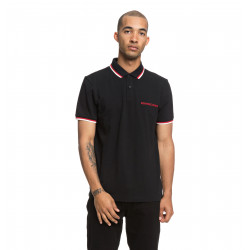 DC SHOES, Lakebay polo 2, Black