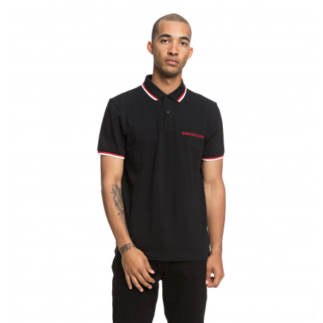 Lakebay polo 2 - Black