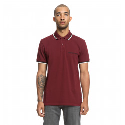 DC SHOES, Lakebay polo 2, Cabernet