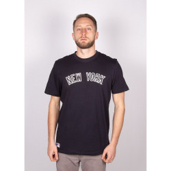 NEW ERA, Post grad pack wordmark tee neyyan, Nvy