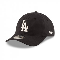NEW ERA, Lt wt nylon packable 920 losdod, Blkwhi