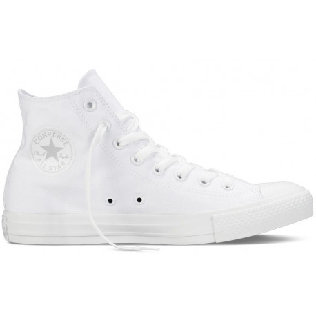 Chuck taylor all star hi - White monochrome