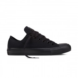 CONVERSE, Chuck taylor all star seasonal ox, Black monochrome