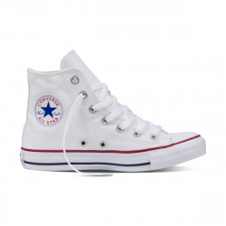 CONVERSE, Chuck taylor all star hi, Optical white