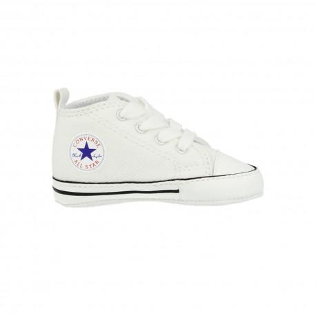 Chuck taylor first star hi - White