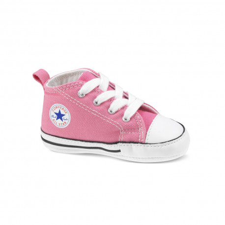 Chuck taylor first star hi - Pink